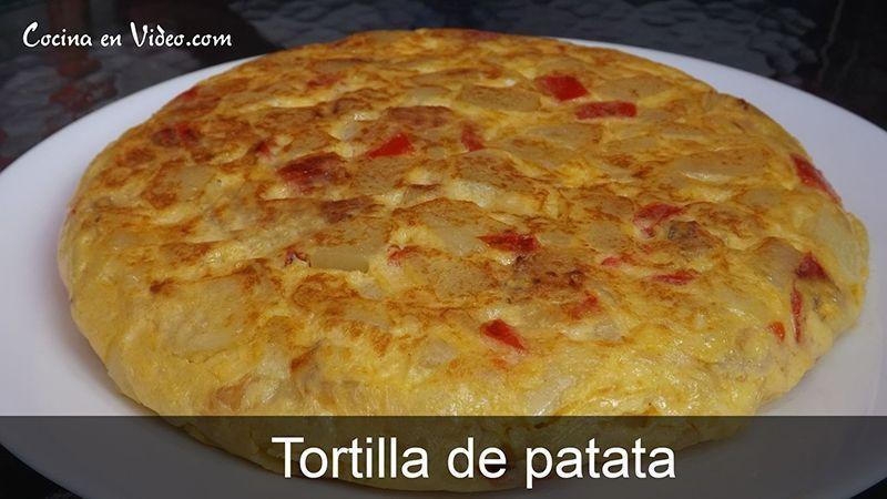 Tortilla de patatas web