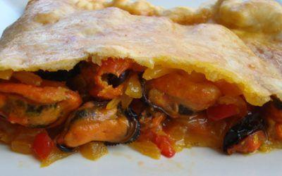 Salsa para empanada gallega