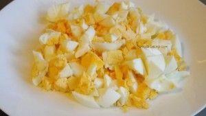Canape de Surimi huevo picado ENVI