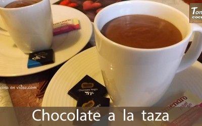 Chocolate a la taza