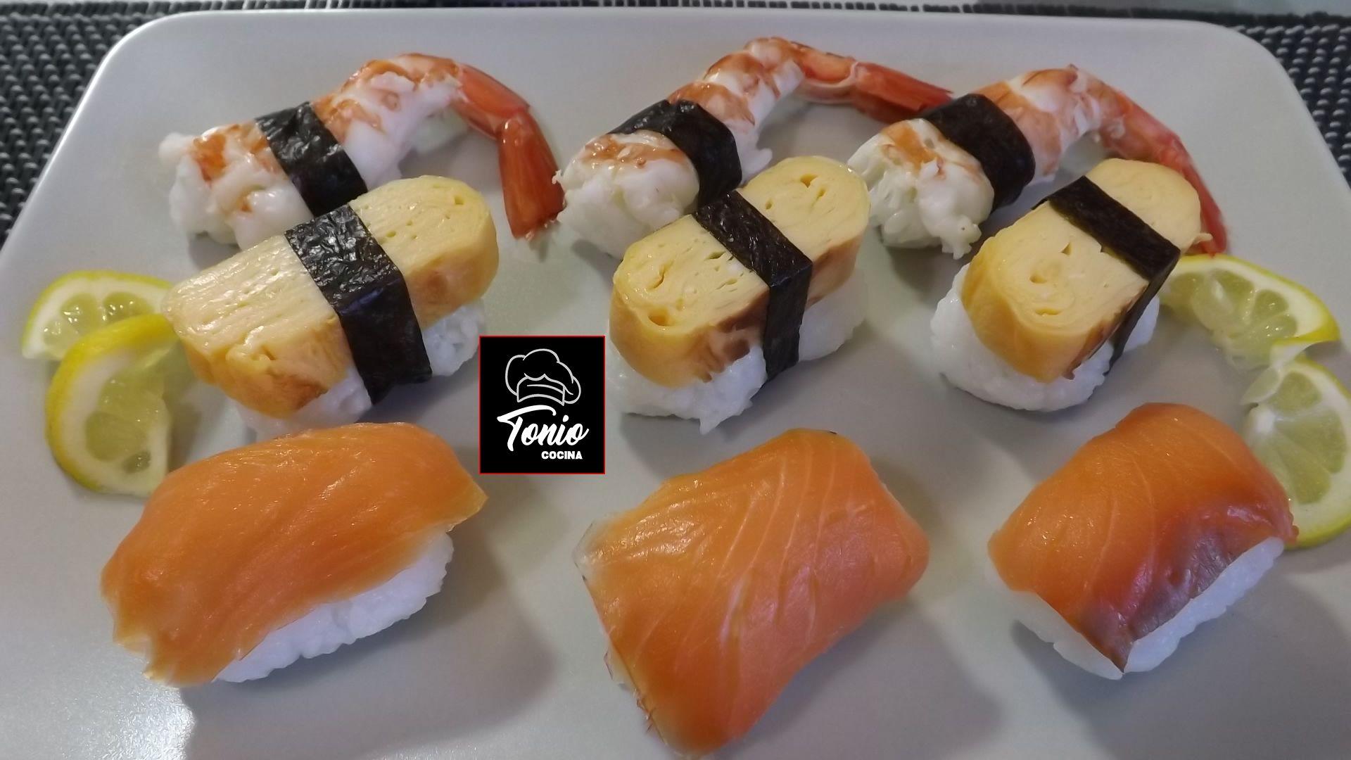 Sushi o Nigiri Sushi | Curso de Sushi | Lección 3