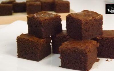Brownie, el mejor pastel de chocolate del mundo