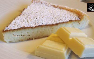 Cheesecake o pastel japonés de queso