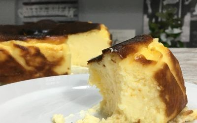 Tarta de queso La Viña, la cheesecake más famosa